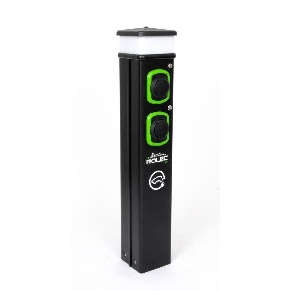 Basicharge: EV Superfast- 2x22kW