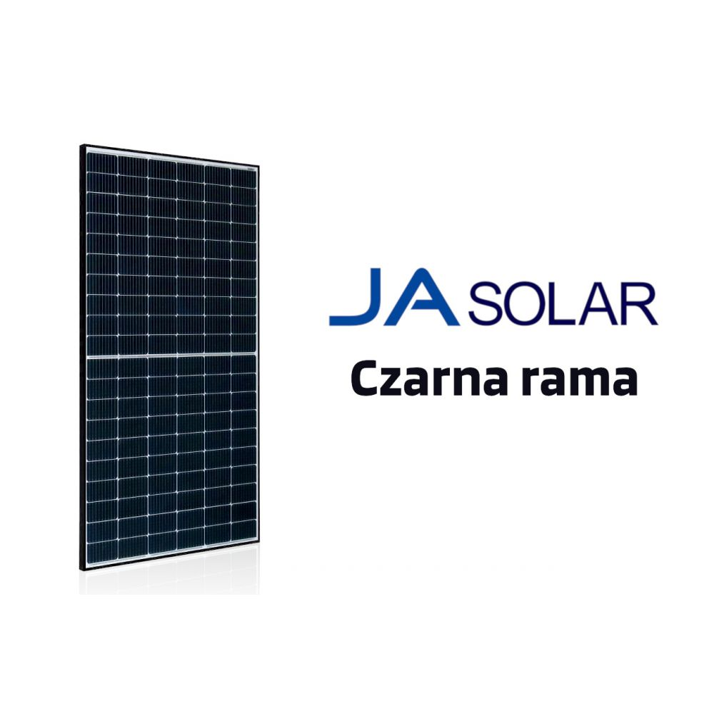 Panel fotowoltaiczny JA Solar JAM60S20-380/MR-BF