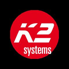 K2 OneEnd uniwersalna klema końcowa, srebrna (32-42mm)