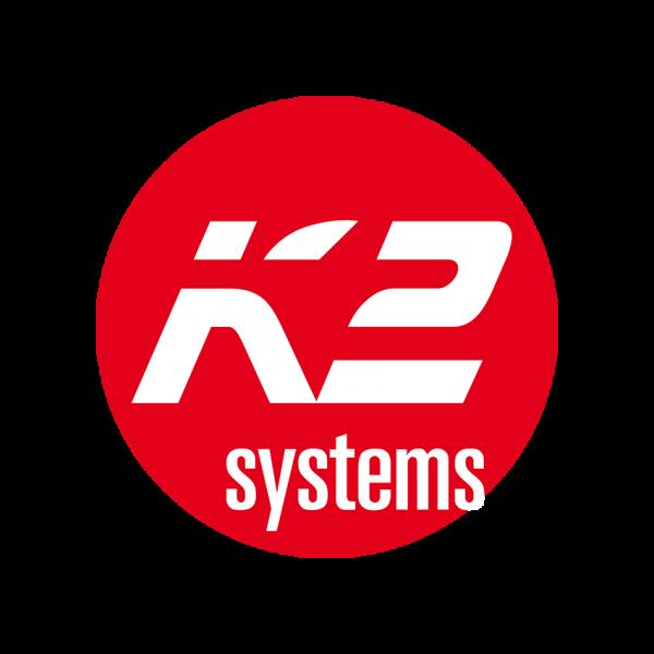 Uniwersalna klema końcowa K2 (32-42mm), czarna