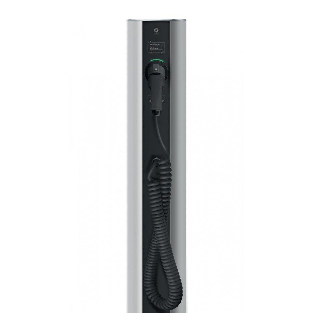 Enelion Vertica z dwoma kablami typu 2 (2x22kW)