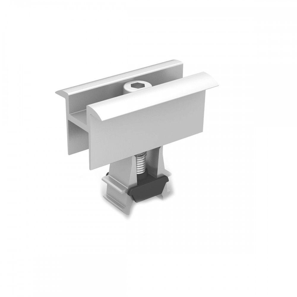 K2 OneMid uniwersalna klema środkowa, srebrna (30-42mm)